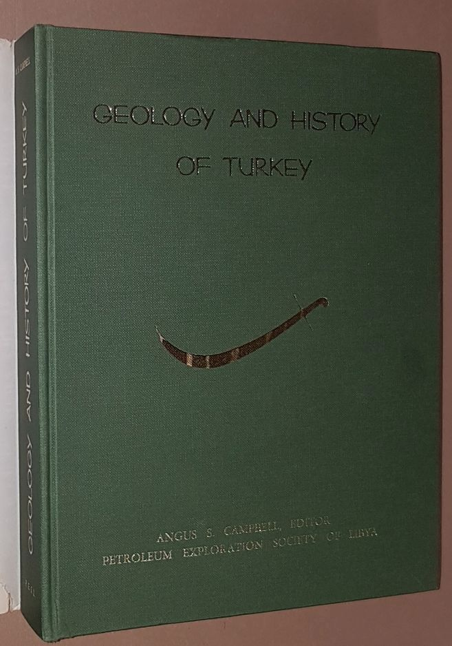 Image for Geology and History of Turkey