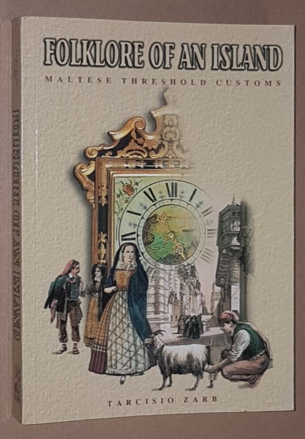 Image for Folklore of an Island: Maltese Threshold Customs