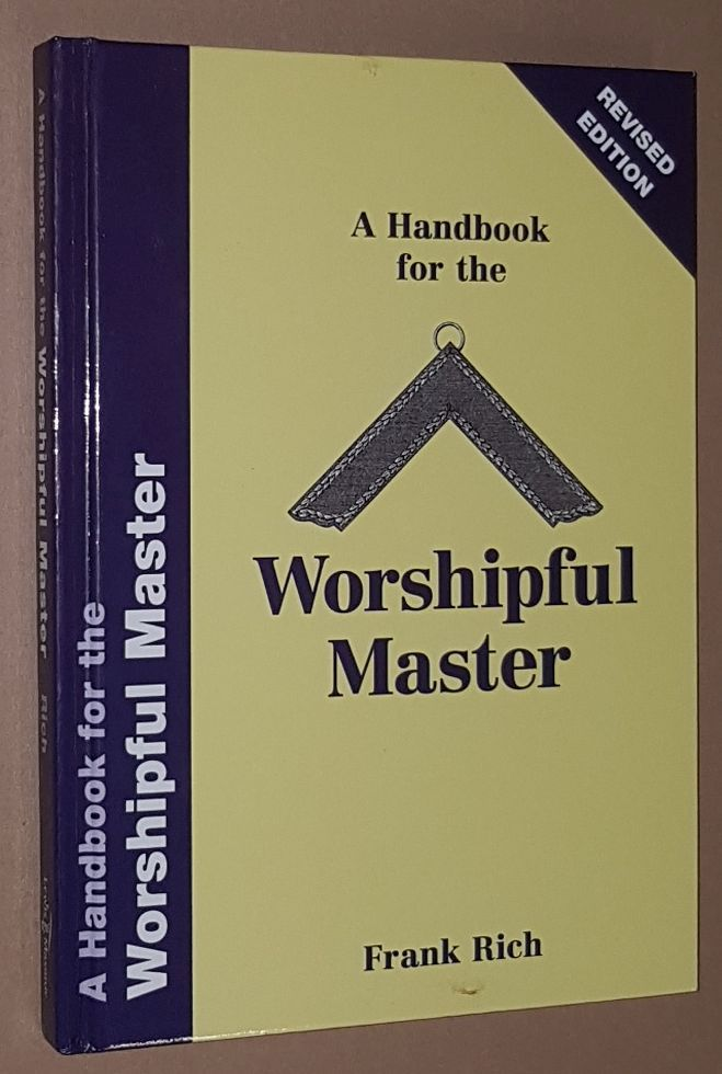 Image for A Handbook for the Worshipful Master