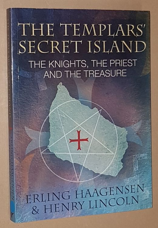 Image for The Templars' Secret Island: the Knights, the Priest and the Treasure