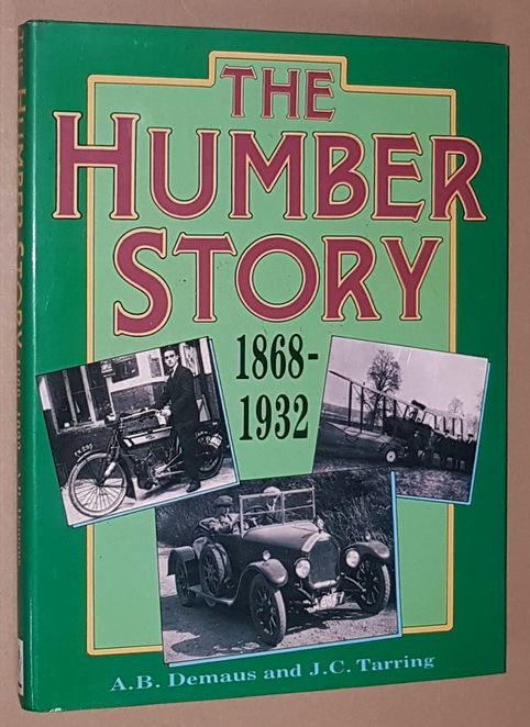 Image for The Humber Story 1868-1932
