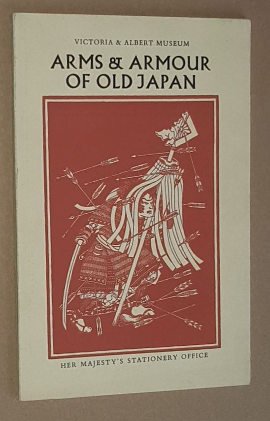 Image for Arms & Armour of Old Japan (Victoria & Albert Museum Illustrated Booklet No.6)