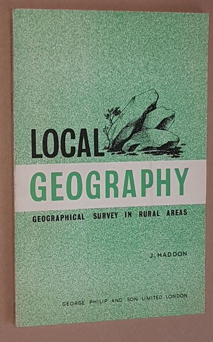 Image for Local Geography: geographical survey in rural areas