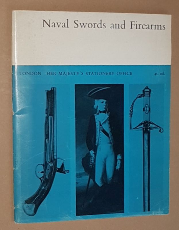 Image for Naval Swords and Firearms