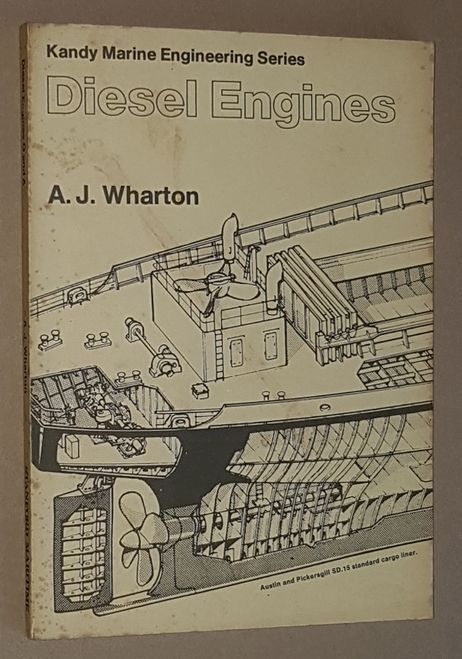 Image for Diesel Engines Questions and Answers (Kandy Marine Engineering series)
