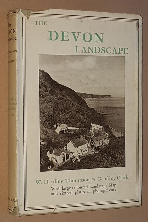 Image for The Devon Landscape (The County Landscapes series)