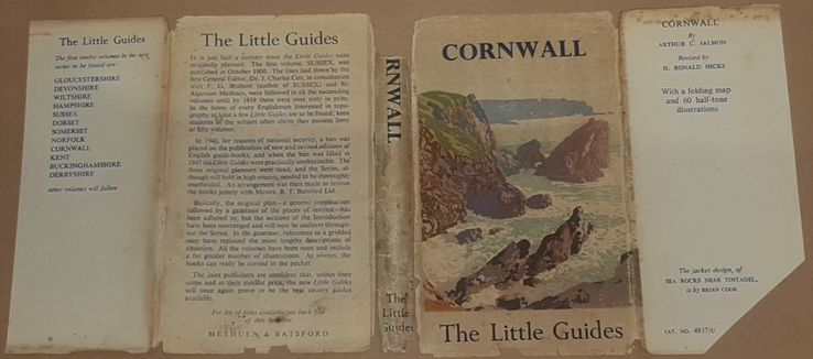 Image for Cornwall (The Little Guide)