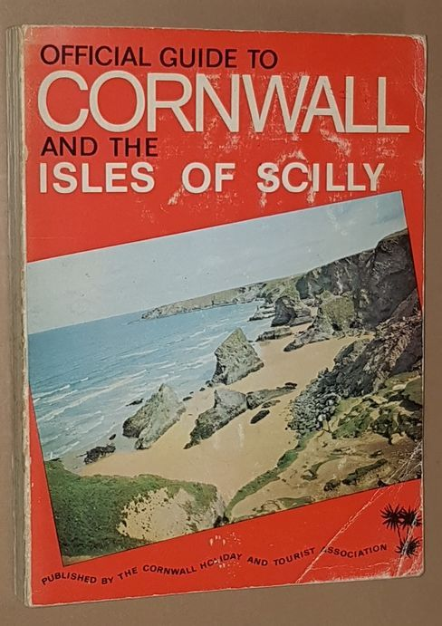 Image for Official Guide to Cornwall and the Isles of Scilly