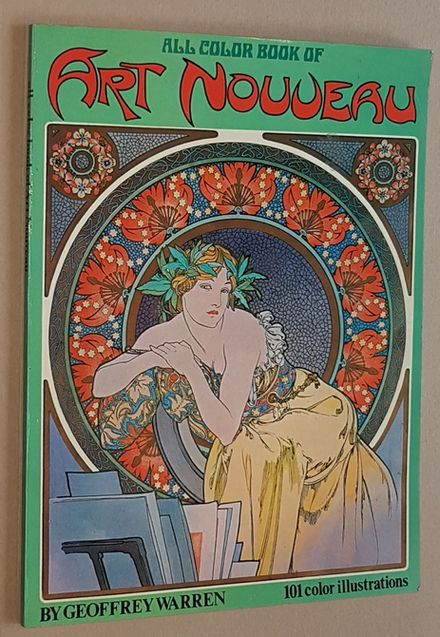 Image for All Color Book of Art Nouveau