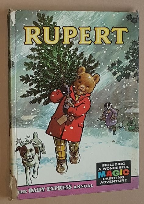 Image for Rupert Annual 1966