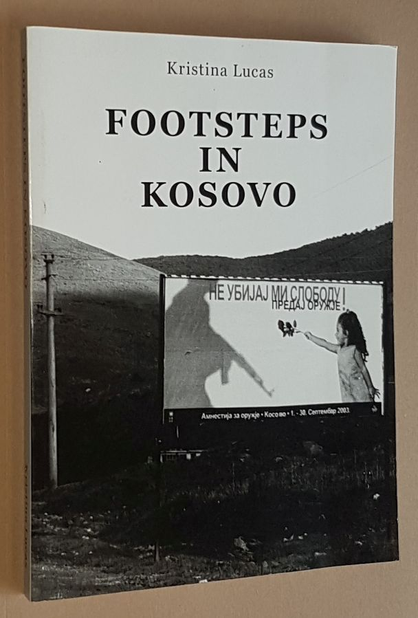 Image for Footsteps in Kosovo