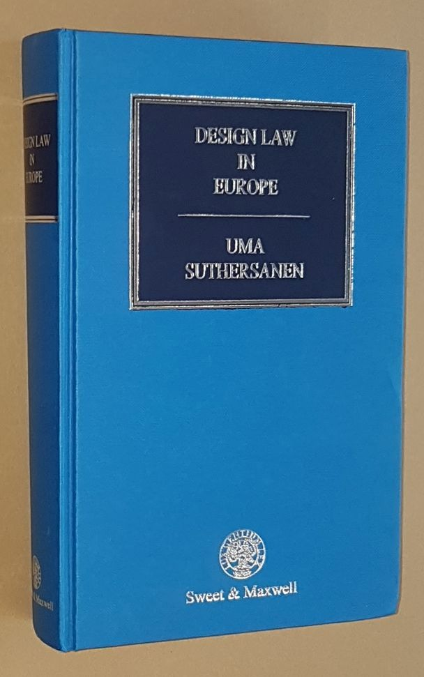 Image for Design Law in Europe