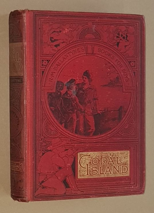 Image for The Coral Island: a tale of the Pacific Ocean