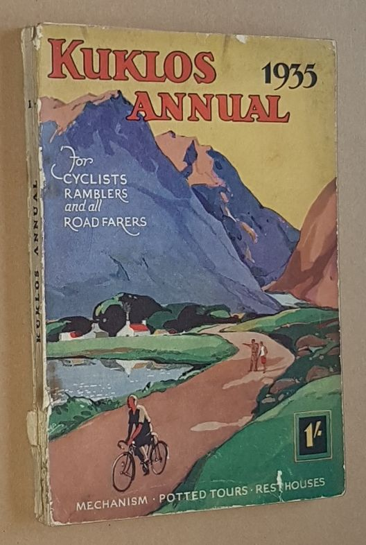 Image for Kuklos Annual and Handbook for cyclists and all wayfarers, 1935