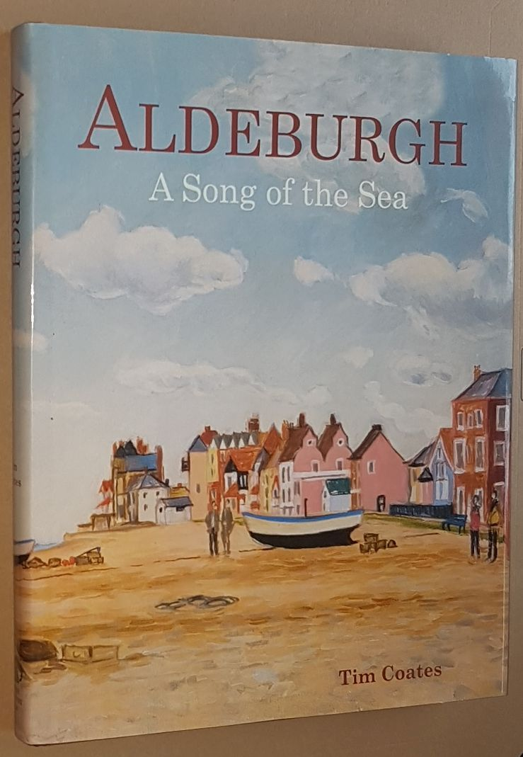 Image for Aldeburgh: a song of the sea