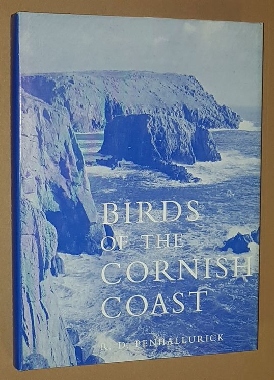 Image for Birds of the Cornish Coast including the Isles of Scilly