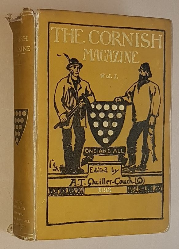 Image for The Cornish Magazine Vol. I & II (July 1898 - May 1899)