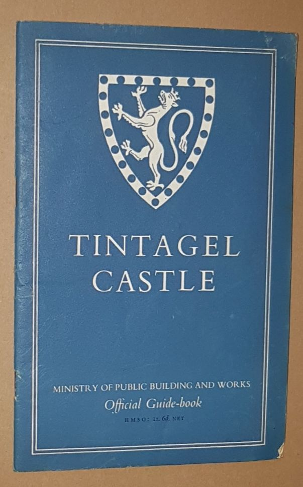 Image for Tintagel Castle, Cornwall (Ministry of Public Buildings and Works; Ancient Monuments and Historic Buildings)
