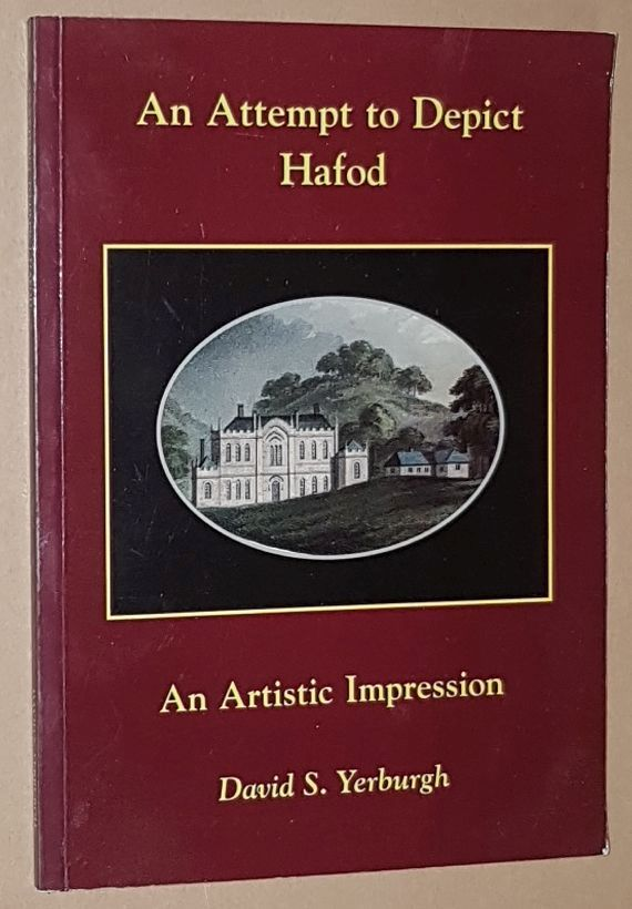Image for An Attempt to Depict Hafod: a Pictorial Journey Around the Estate of Hafod, illustrated with a variety of skills