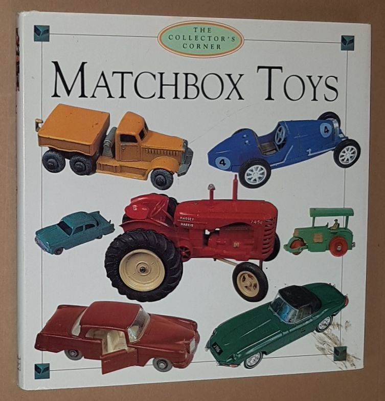 Image for Matchbox Toys (The Collector's Corner)