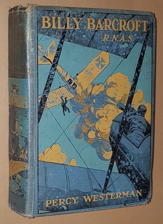 Image for Billy Barcroft R.N.A.S. A story of the Great War