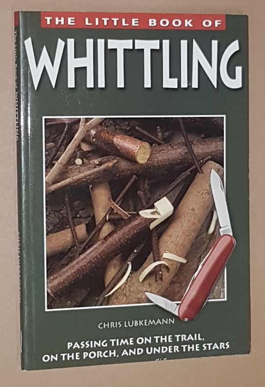 Image for The Little Book of Whittling
