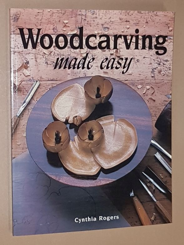 Image for Woodcarving Made Easy