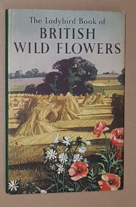 Image for The Ladybird Book of British Wild Flowers (Series 536)