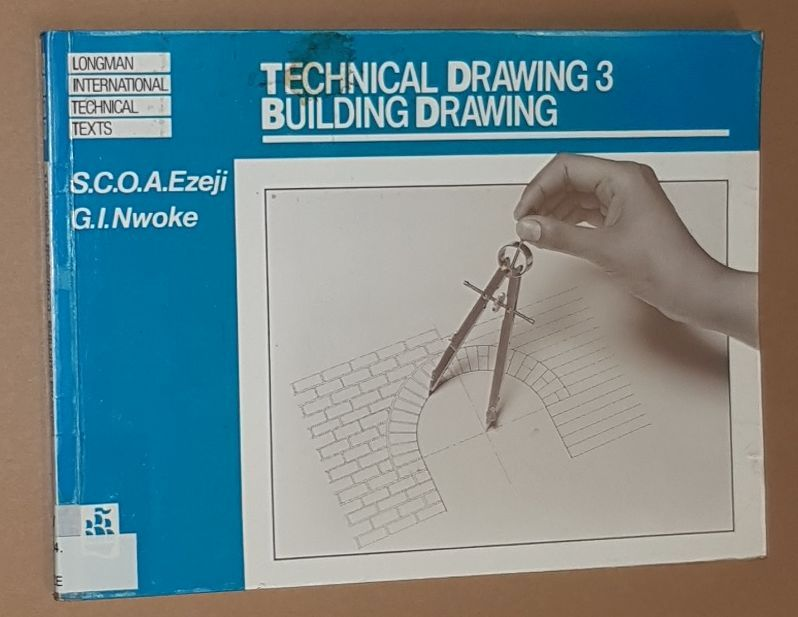 Image for Technical Drawing 3: Building Drawing