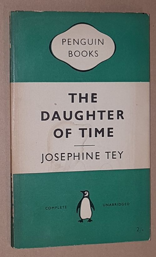 Image for The Daughter of Time