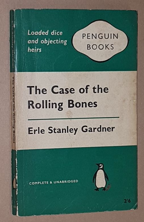 Image for The Case of the Rolling Bones