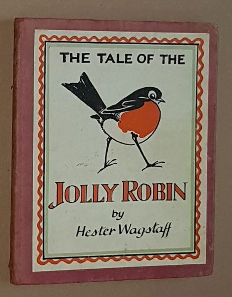 Image for The Tale of the Jolly Robin