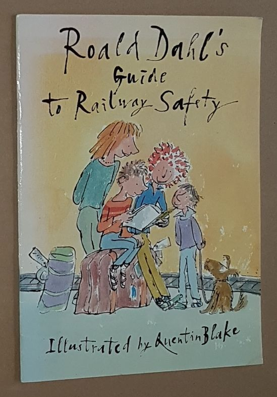 Image for Roald Dahl's Guide to Railway Safety