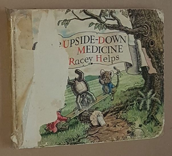 Image for The Upside-Down Medicine (a Barnaby Littlemouse Book)