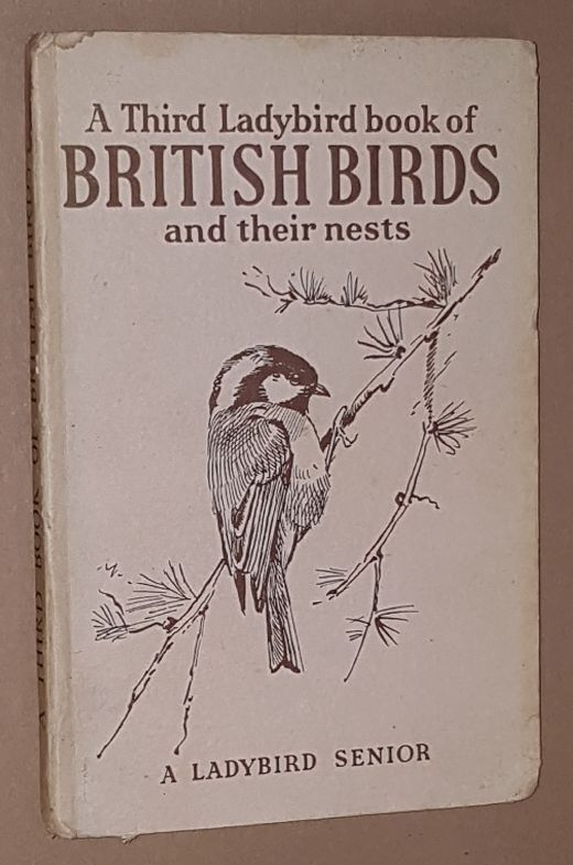 Image for A Third Ladybird Book of British Birds and their nests