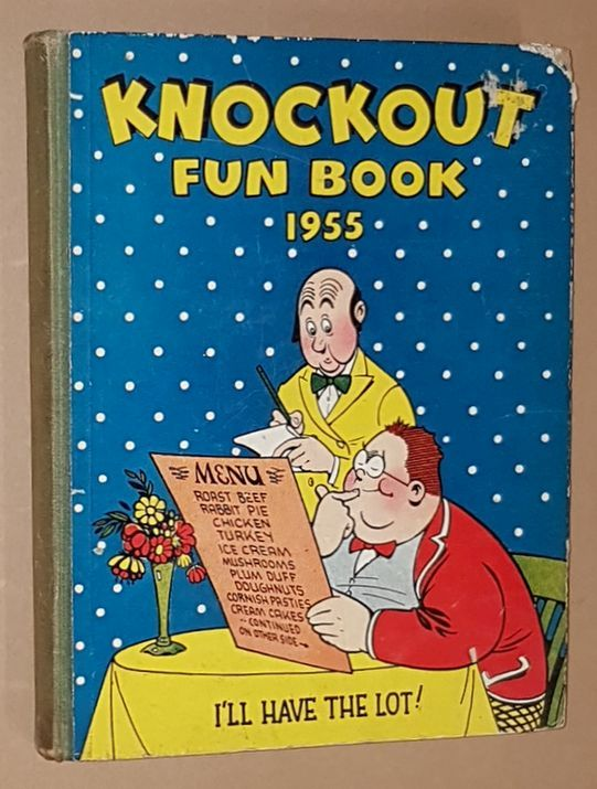 Image for Knockout Fun Book 1955