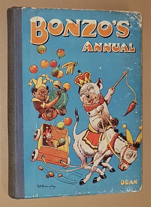 Image for Bonzo's Annual [1948]