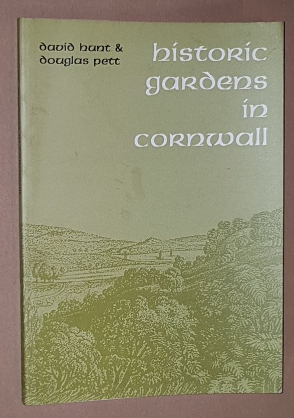 Image for Historic Gardens in Cornwall: an annotated list