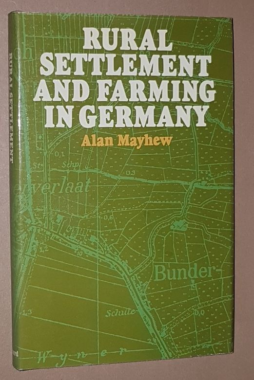 Image for Rural Settlement and Farming in Germany