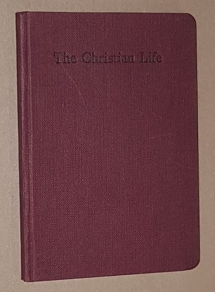 Image for The Christian Life