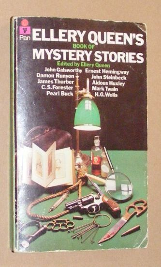 Image for Ellery Queen's Book of Mystery Stories: stories by world-famous authors