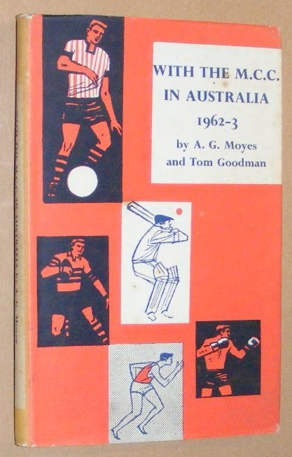 Image for With the M.C.C. in Australia 1962-3: a critical story of the tour