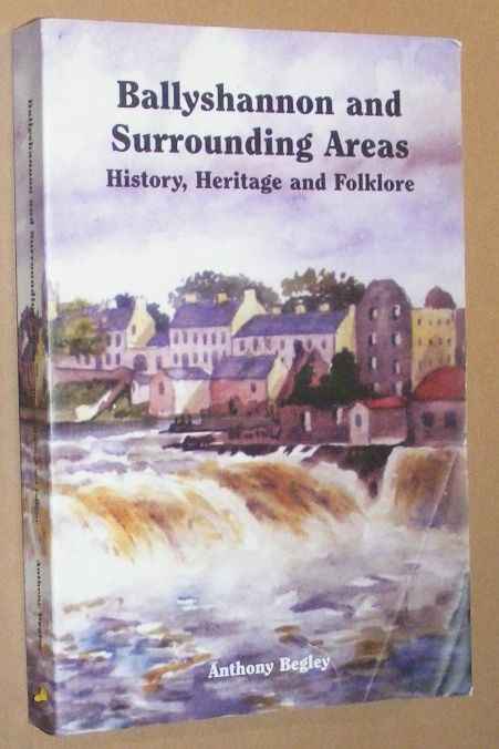 Image for Ballyshannon and Surrounding Areas: History, Heritage and Folklore
