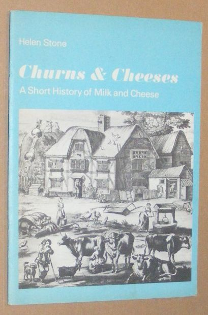 Image for Churns & Cheeses: a short history of milk and cheese