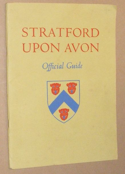 Image for Stratford Upon Avon Official Guide