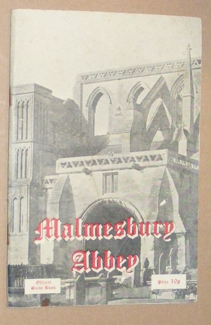 Image for Malmesbury Abbey Official Guide Book