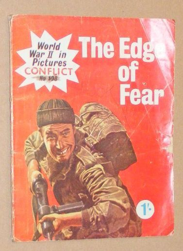 Image for The Edge of Fear (Conflict Picture Library no.108)