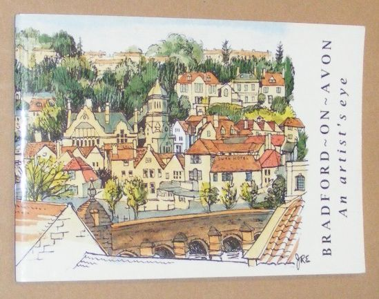 Image for Bradford-on-Avon: an artist's eye 1960-2001: drawings and lino-cits from exhiibitions and greetings cards by Joyce Eales