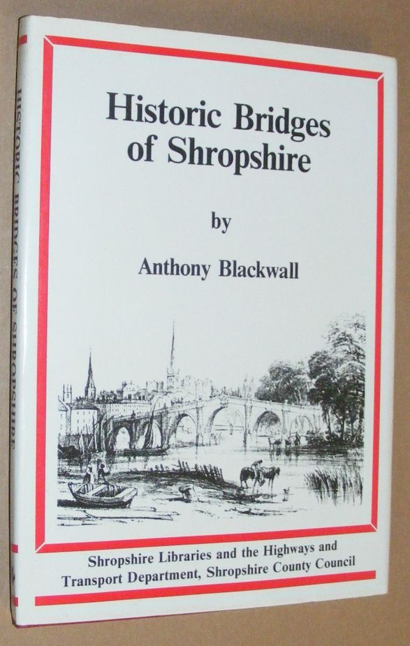 Image for Historic Bridges of Shropshire