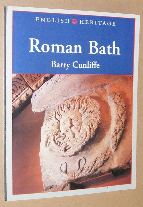 Image for English Heritage Book of Roman Bath